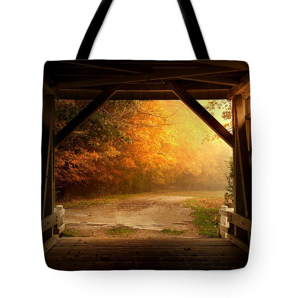 Rustic Beauty 2.0 Tote Bag by Rob Blair