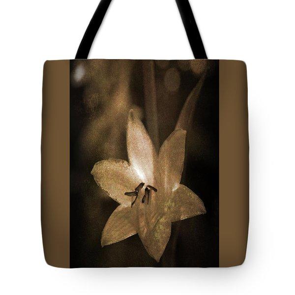 Rustic Bloom Tote Bag
