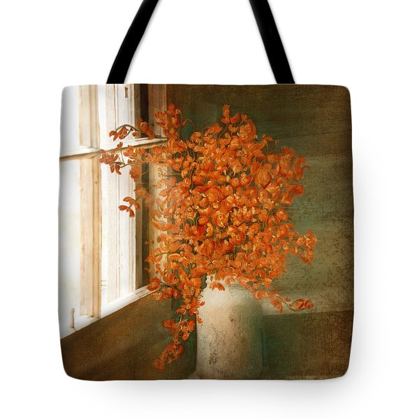 Rustic Bouquet Tote Bag