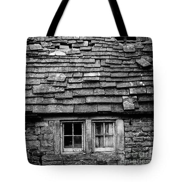 Rustic Cottage Tote Bag