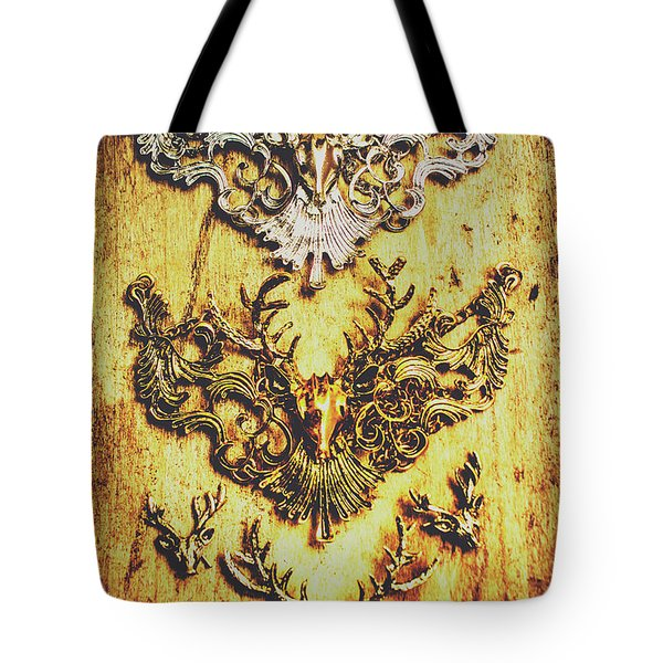 Rustic Country Style Jewels  Tote Bag