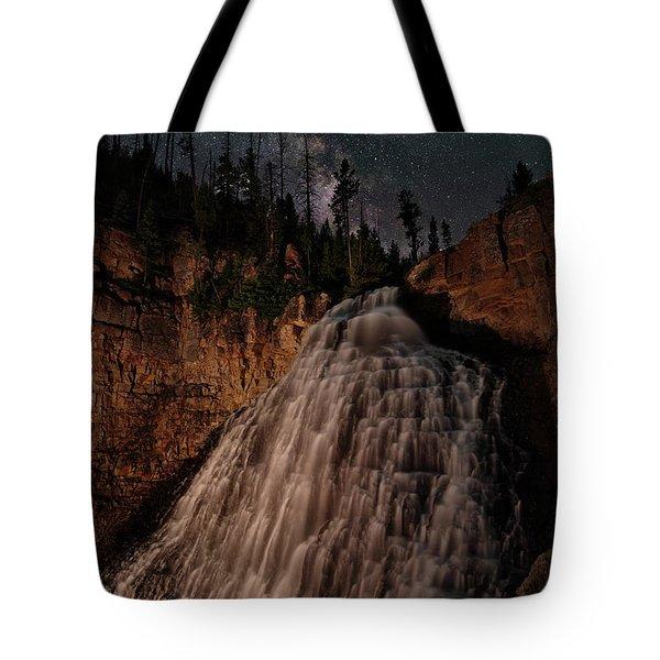 Rustic Falls Forever Tote Bag
