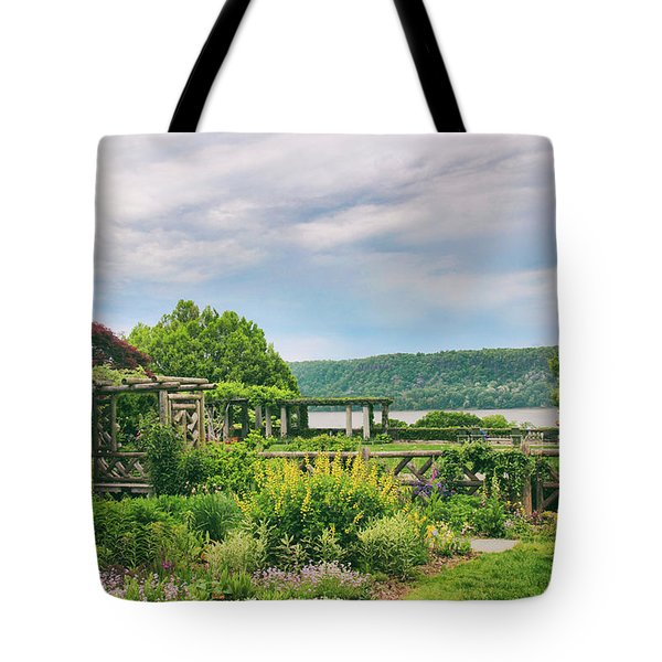 Rustic Garden Tote Bag by Jessica Jenney