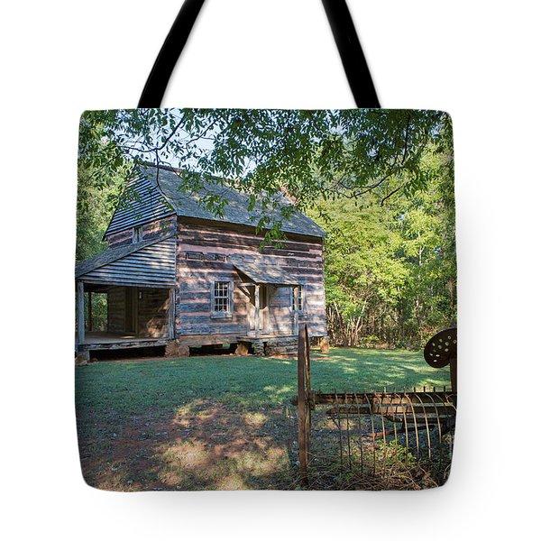 Rustic Homestead Tote Bag by Kevin McCarthy