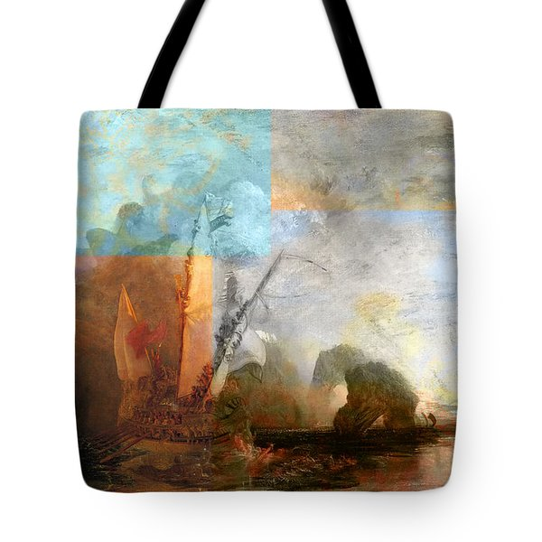 Rustic I Turner Tote Bag