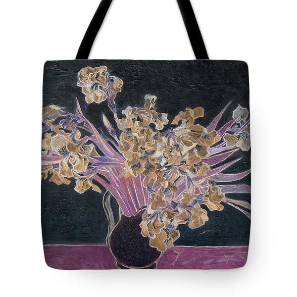 Rustic II Van Gogh Tote Bag