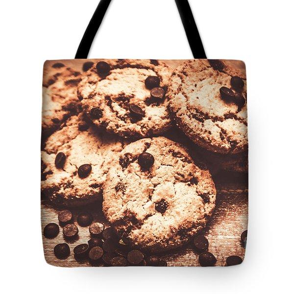 Rustic Kitchen Cookie Art Tote Bag
