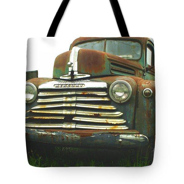 Rustic Mercury Tote Bag by Randy Harris