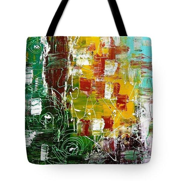 Rustic Momentz Tote Bag