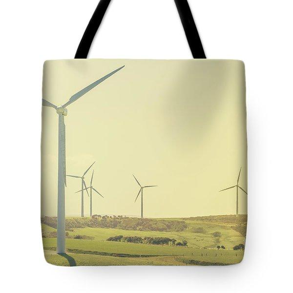Rustic Renewables Tote Bag