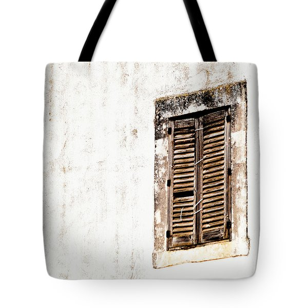 Finestra Rustica Tote Bag