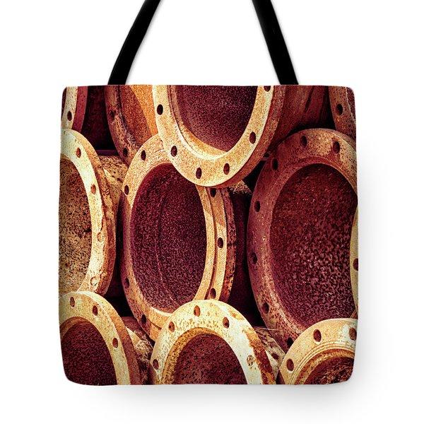 Rusties Tote Bag