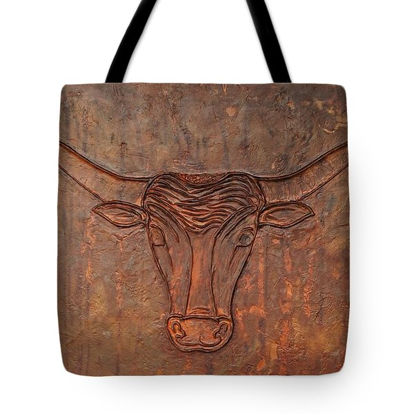 Rusty Bevo Tote Bag