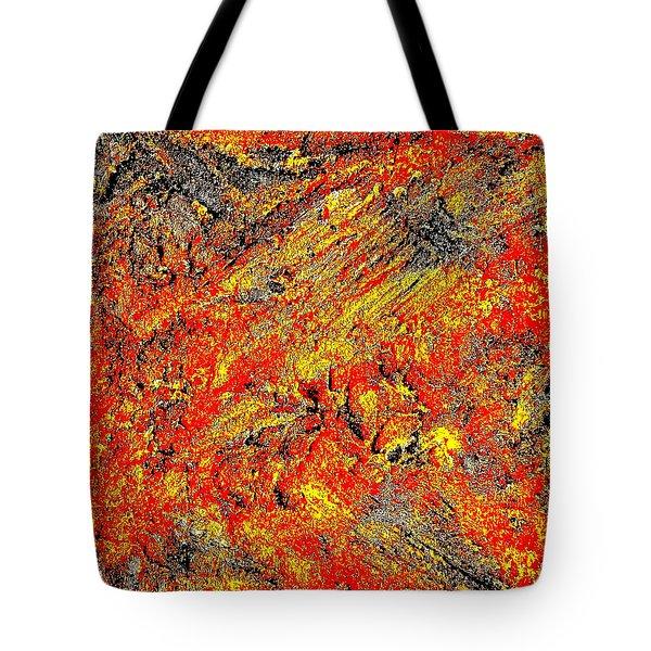 Rusty Euphoria Tote Bag