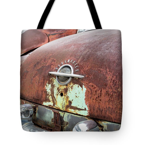 Rusty Line-up Tote Bag