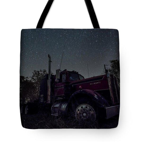 Rusty Nail Tote Bag