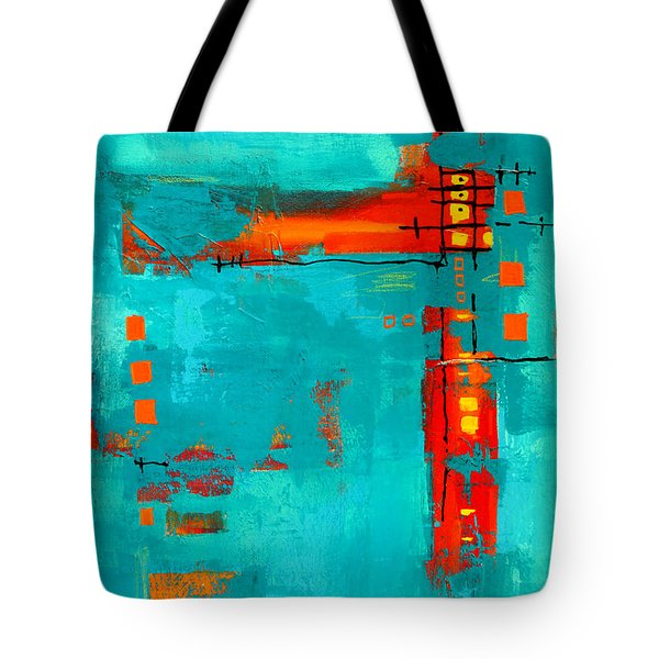 Rusty Tote Bag
