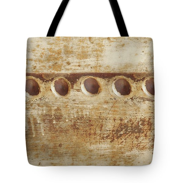 Rusty Rivits Tote Bag