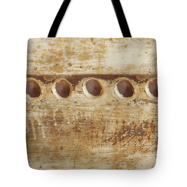 Rusty Rivits Tote Bag
