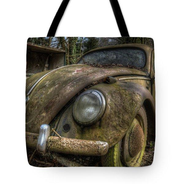 Rusty Vee Dub  Tote Bag