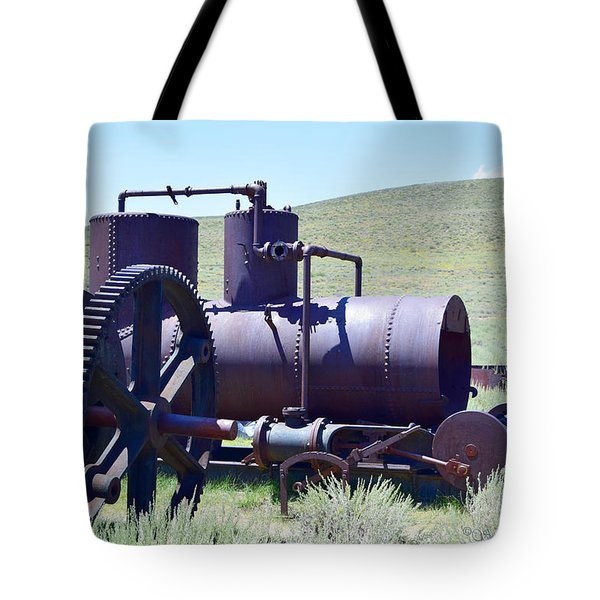 Rusty Wench Tote Bag