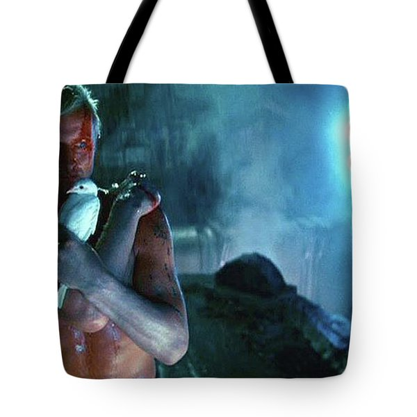 Rutger Hauer Number 2 Blade Runner Publicity Photo 1982 Color Added 2016 Tote Bag