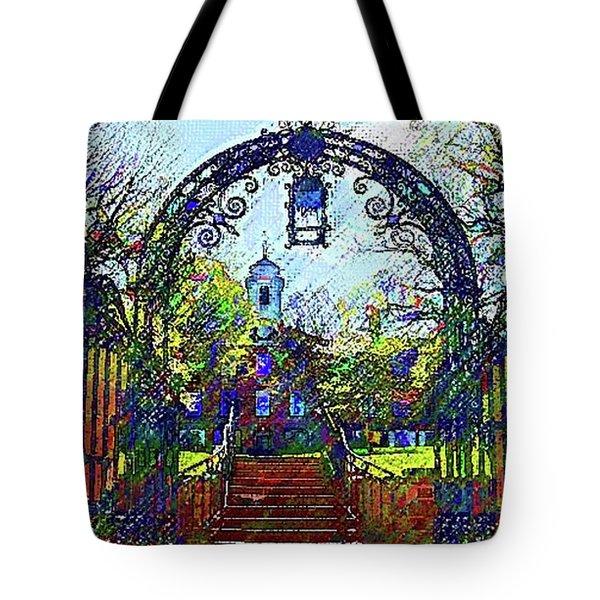 Rutgers University Tote Bag