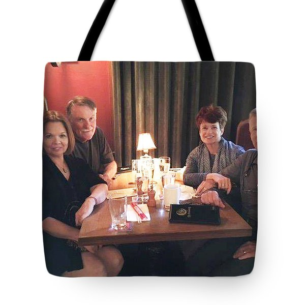 Ruth And Tom Tote Bag