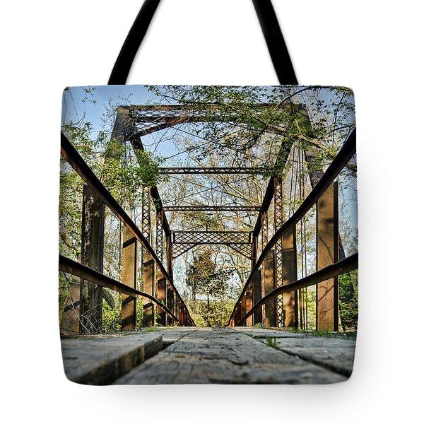 Englewood Bridge Tote Bag