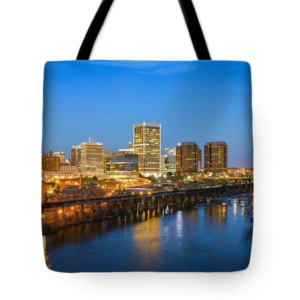 Rva Night Tote Bag