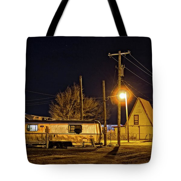 Rving Route 66 Tote Bag