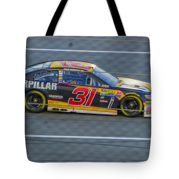 Ryan Newman Tote Bag