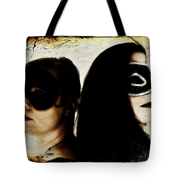 Ryli And Corinne 1 Tote Bag