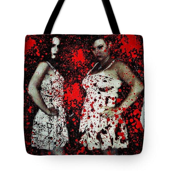 Ryli And Corinne 2 Tote Bag