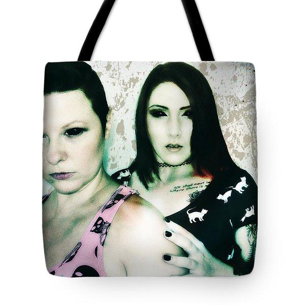 Ryli And Khrist 1 Tote Bag