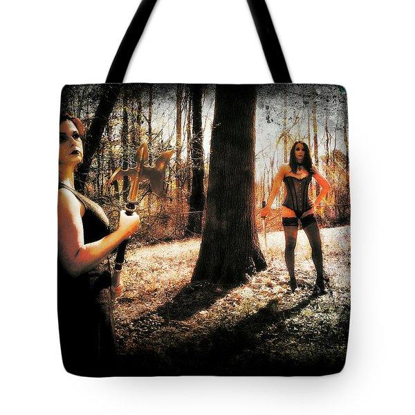 Ryli And Nancy 1 Tote Bag