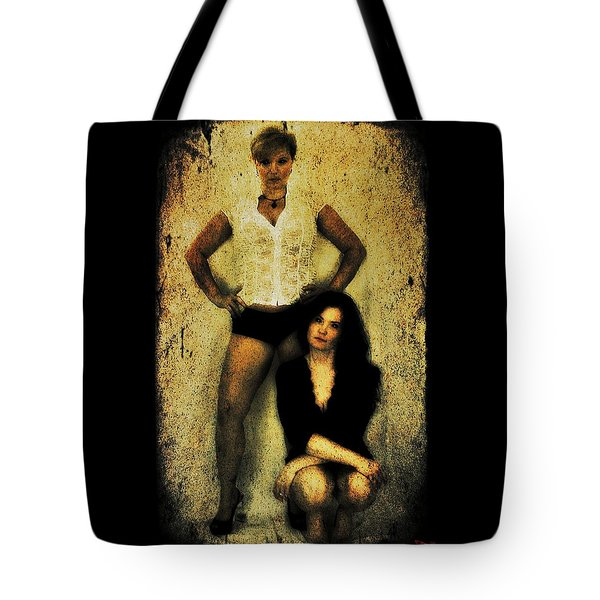 Ryli And Stacy 1 Tote Bag