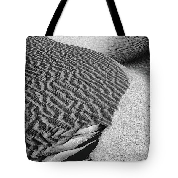 Tote Bag featuring the photograph S-s-sand by Laura Roberts