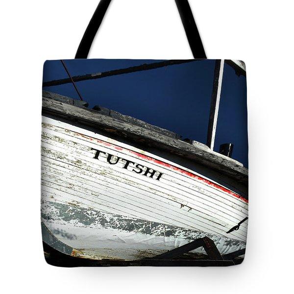 S. S. Tutshi Tote Bag