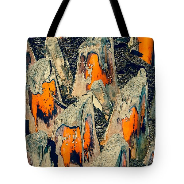 Sabal Palm Tote Bag