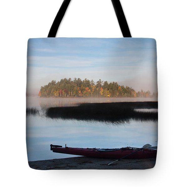 Sabao Morning Tote Bag