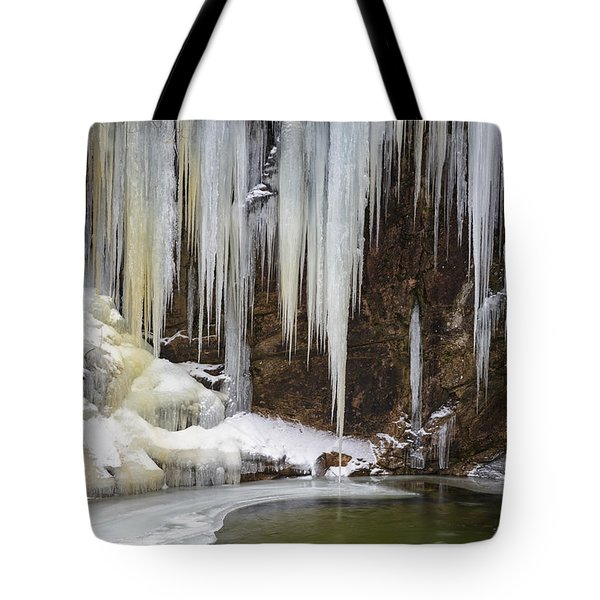 Sabbaday Falls - Waterville Valley New Hampshire Usa Tote Bag