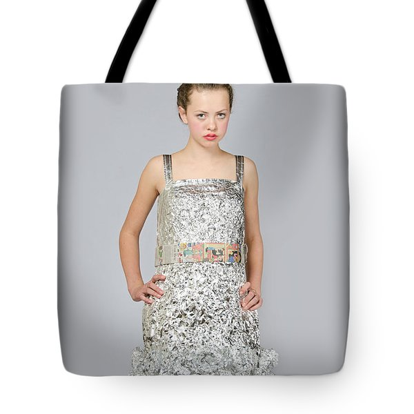 Nicoya In Dress Secondary Fashion 2 Tote Bag