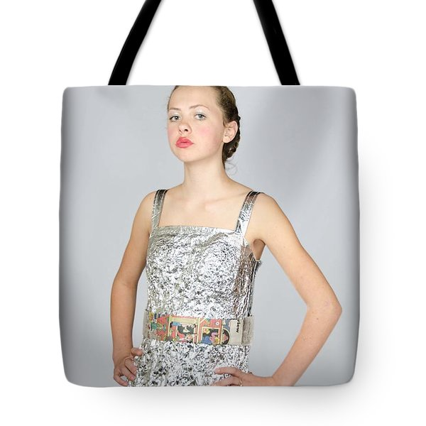 Nicoya In Secondary Fashion Tote Bag