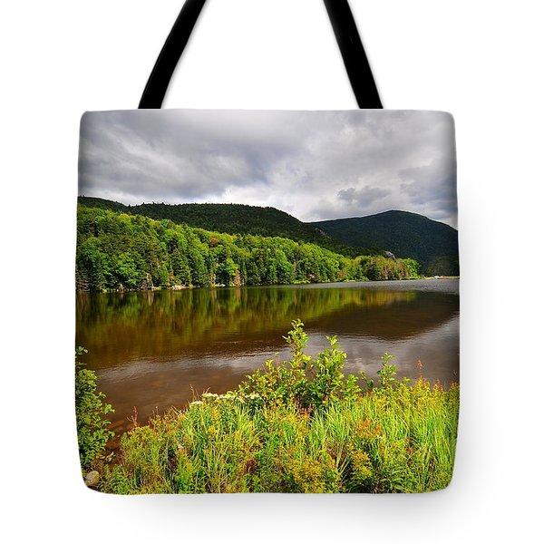 Saco Lake Tote Bag