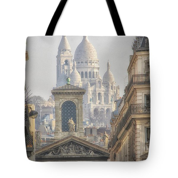 Sacre-coeur  Tote Bag