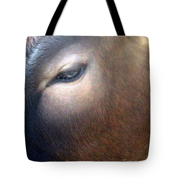 Tote Bag featuring the photograph Sacred Cow 5 by Randall Weidner