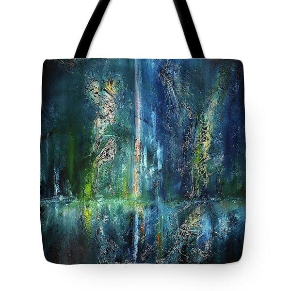 Sacred Dance Tote Bag