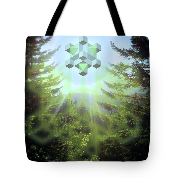 Sacred Forest Event Tote Bag