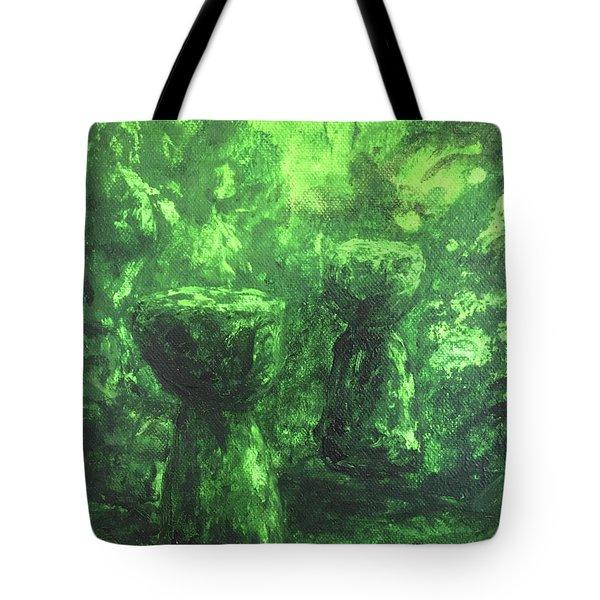 Sacred Latte Stones Tote Bag